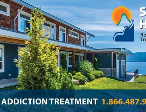 Leading BC Drug Rehab & Alcohol Treatment Program, SCHC Announces Article on Addiction by Dr. Geoff Thompson